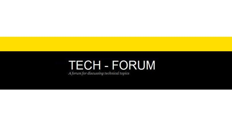 Technical Forum